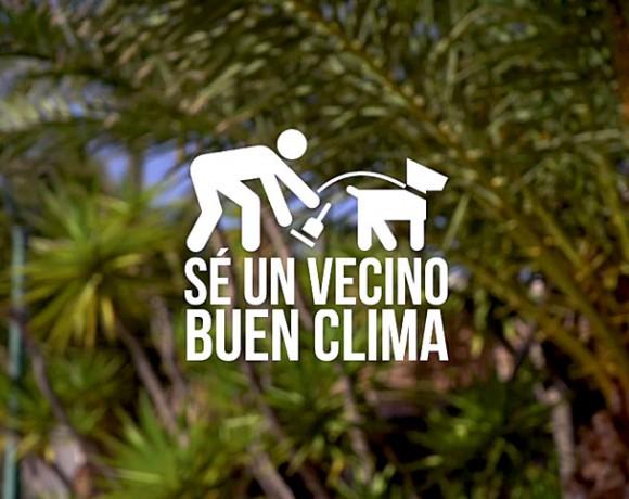 Teguise lanza nueva campaña cívica #SéUnVecinoBuenClima