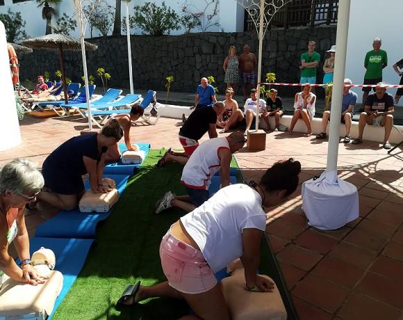 El último cuatrimestre de 2017 lleno de actividades sostenibles en Sandos Papagayo Beach Resort