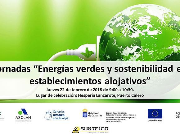 El punto de la Red CIDE  de ASOLAN fomenta las Energías Verdes y la Sostenibilidad