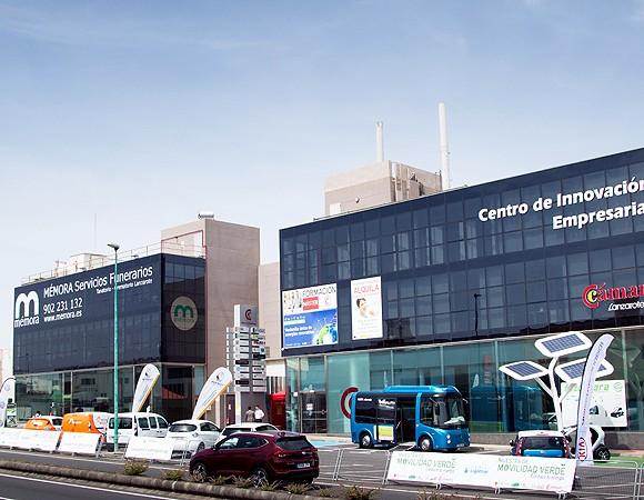 Lanzarote acogerá el 23 de mayo Expoenergía, una feria de energías renovables y vehículo eléctrico