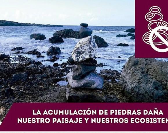 'Lanzarote es maravillosa tal y como es. Sin mover ni una sola piedra'