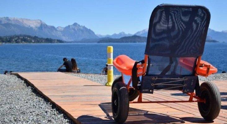 Fuengirola y La Graciosa promueven las playas accesibles
