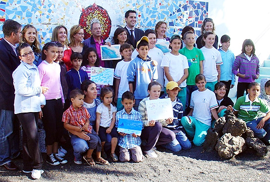 Los escolares de Lanzarote conmemoran con ASOLAN el Día Mundial del Medio Ambiente