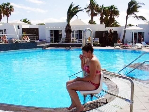 Lanzarote, se incorpora a los destinos turísticos accesibles