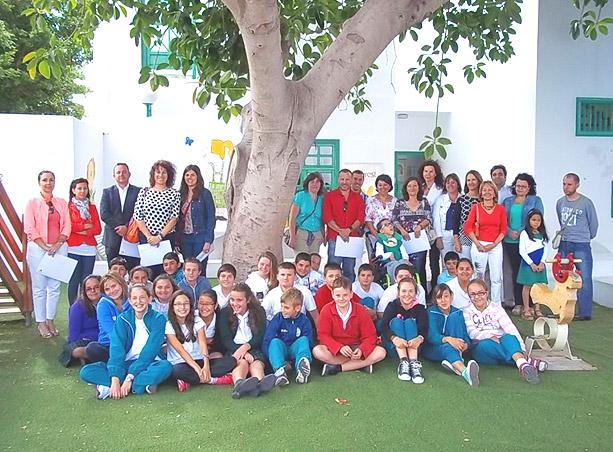 Los Establecimientos Sostenibles de ASOLAN entregan sus premios a los escolares por el Día del Medio Ambiente