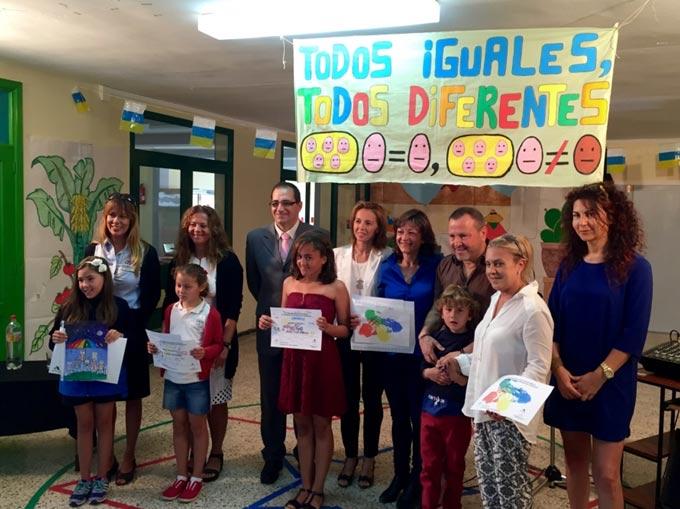 Alba Avenada Menéndez, Cristina Romero Guisado, Kevilly Teles Dairocha y Diego Calvo Ponce, han sido los ganadores del VIII concurso de dibujo Día Mundial del Medio Ambiente