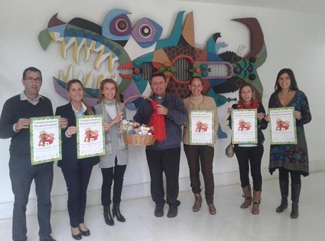 Asolan promueve una nueva recogida de juguetes entre los turistas de cara a la Navidad