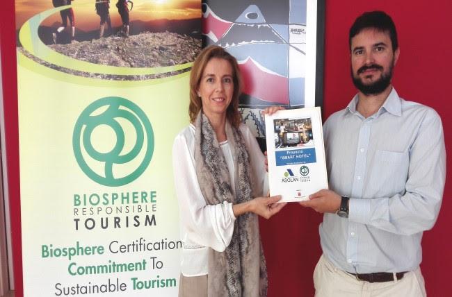 """ASOLAN promueve la competitividad de los establecimientos turísticos diseñando el estándar """"Smart Hotel"""""""