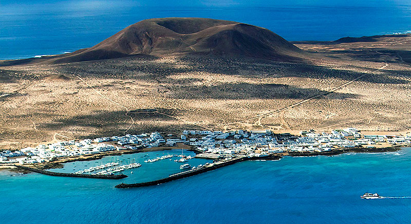 La Graciosa, Isla Sostenible