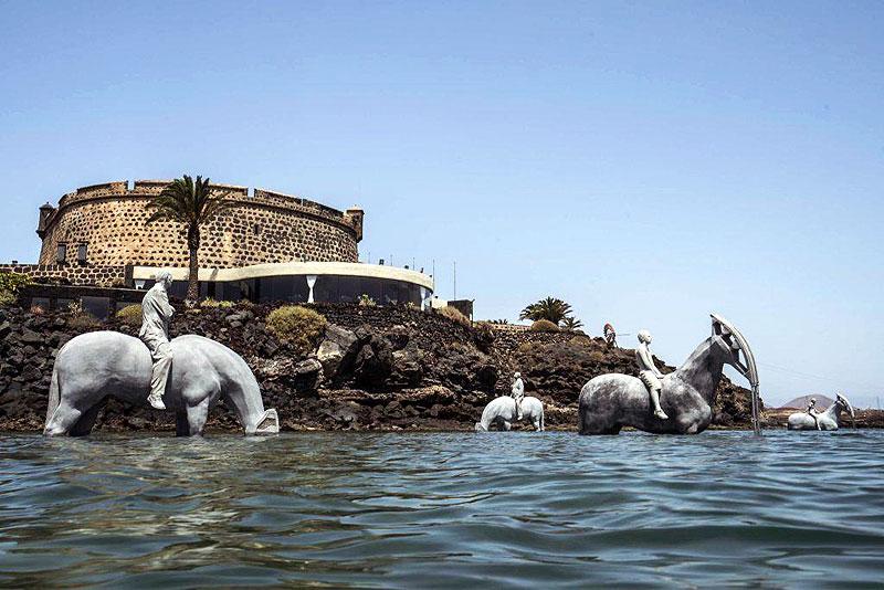 La Marea Creciente reclama una nueva vida para el planeta