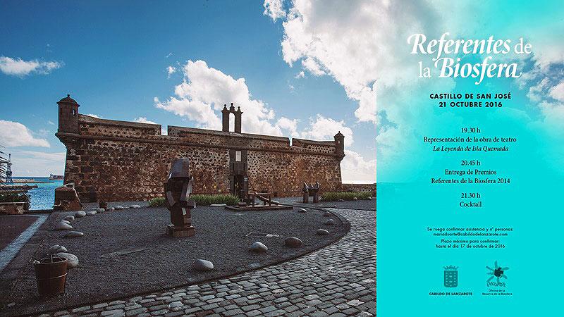 Grevislan, Wolfredo Wildpret de la Torre y Alejandro Perdomo Placeres recibirán este viernes los premios 'Referentes de la Biosfera de 2014'