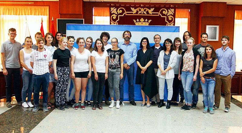 La universidad alemana 'KIT', líder en Europa en ingeniería y ciencias naturales, colabora con el proyecto del Cabildo 'Arrecife, Capital de la Biosfera'