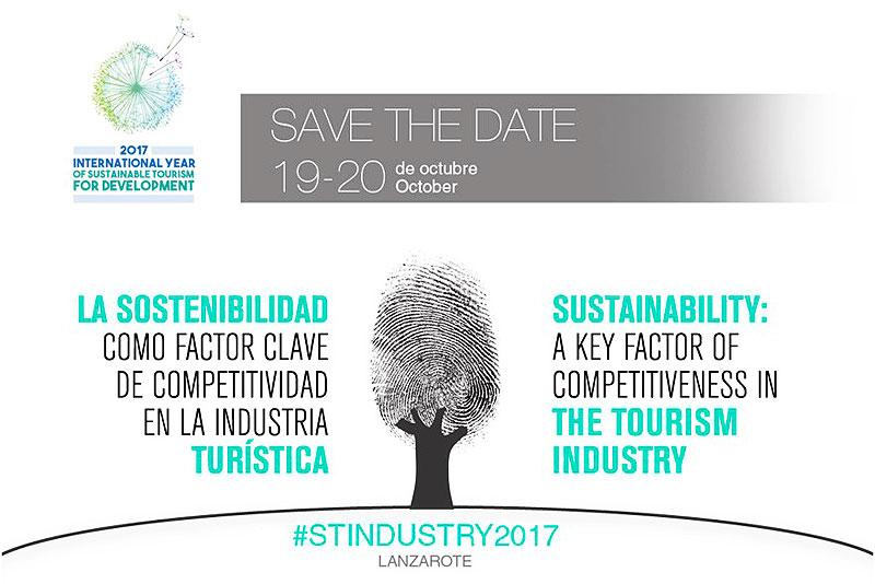 #STINDUSTRY2017 – La Sostenibilidad como Factor Clave de Competitividad en la Industria Turística