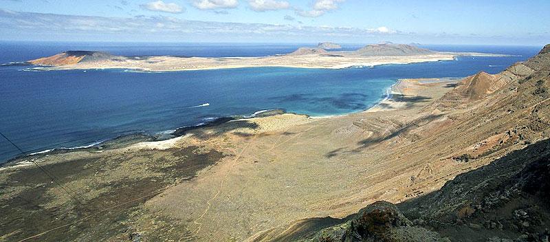 La fotovoltaica puede aportar hasta el 45% de la electricidad que necesita la isla canaria de La Graciosa