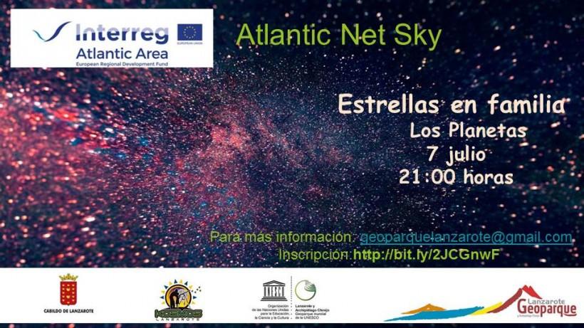 Geoparque Lanzarote y Archipiélago Chinijo te trae a las estrellas