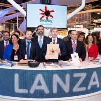 Lanzarote presenta en Fitur 2019 sus mejores credenciales como destino sostenible y su apuesta por la innovación tecnológica