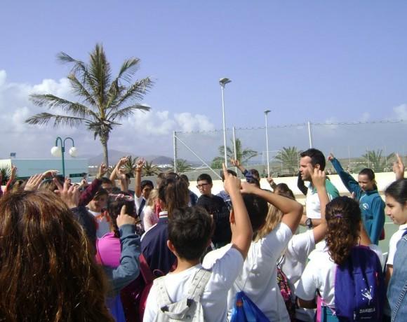 ASOLAN acerca a los estudiantes al Grupo de Alojamientos Sostenibles de ASOLAN