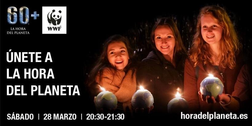 GRUPO DE ALOJAMIENTOS SOSTENIBLES: Hora del Planeta Apúntate sábado 28 de marzo, de 20:30 a 21:30