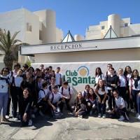 Alumnos de 4º de la ESO conocen las estrategias de Turismo Responsable de la mano de ASOLAN