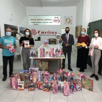 """""""Ningún niñ@ 2020 sin juguete"""", la nueva campaña solidaria de los hoteles sostenibles de ASOLAN"""
