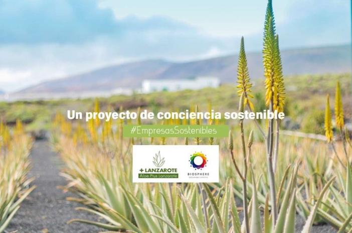 Aloe Plus Lanzarote, un proyecto de conciencia sostenible